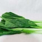 小松菜の保存方法と賞味期限は?